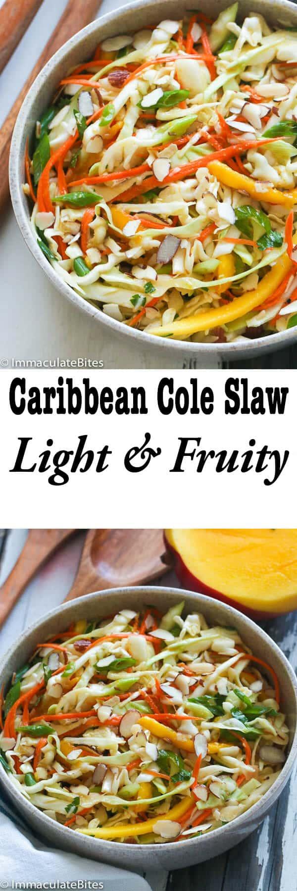 Caribbean Cole Slaw