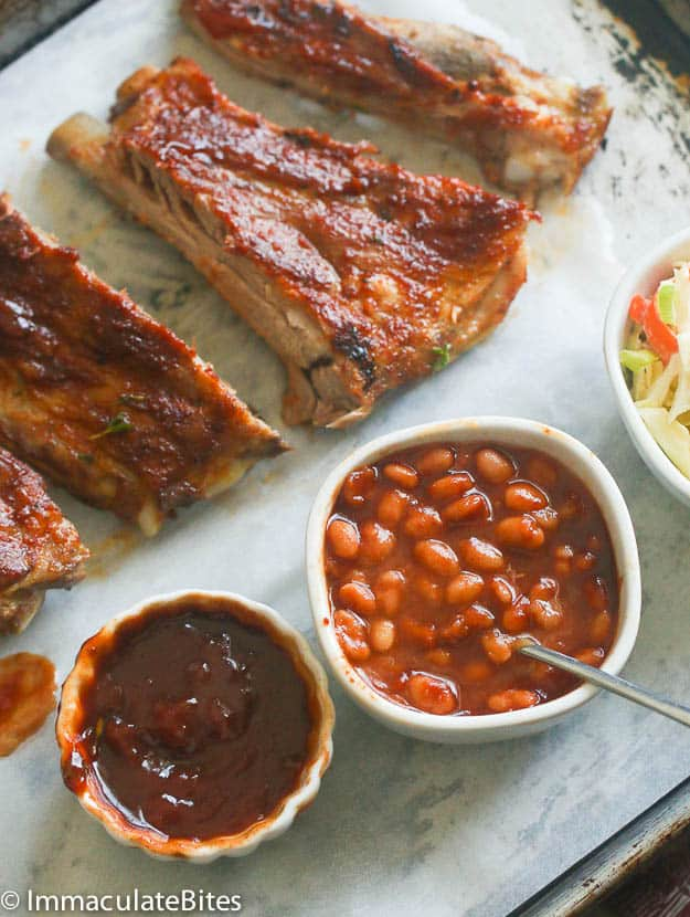 Caribbean Jerk Barbecue Ribs