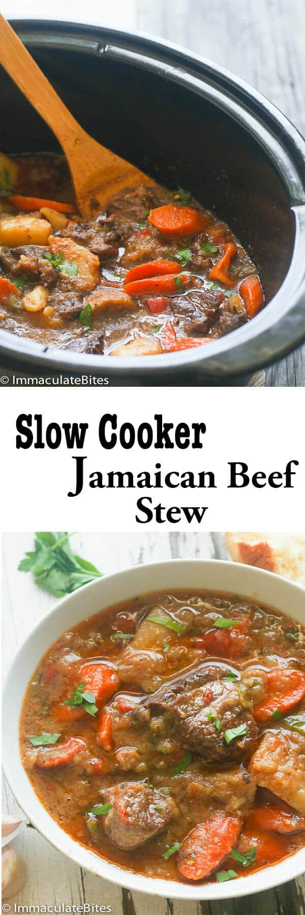 Slow Cooker Jamaican Beef-stew
