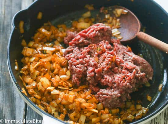 Macaroni beef Casserole