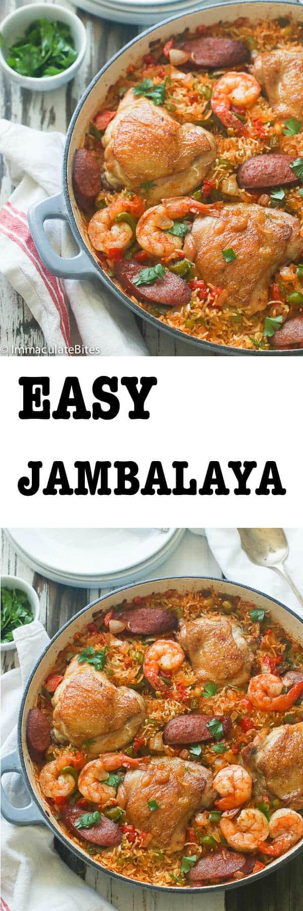 Easy Jambalaya