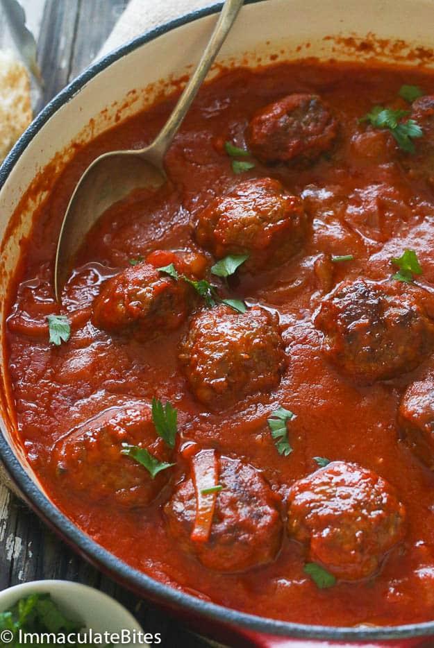 African meatballs