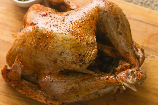 Spiced Turkey