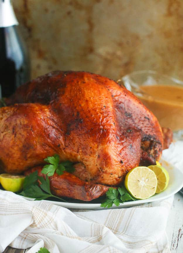 Spiced Spicy Turkey