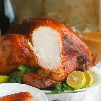 Spiced Roast Turkey