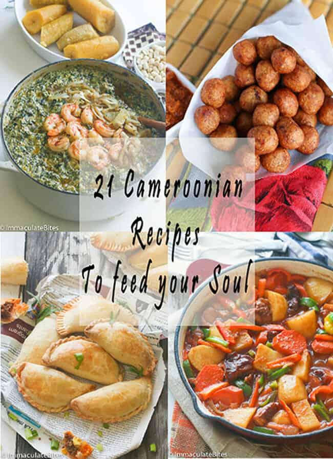 Cameroonian Recipe Roundup