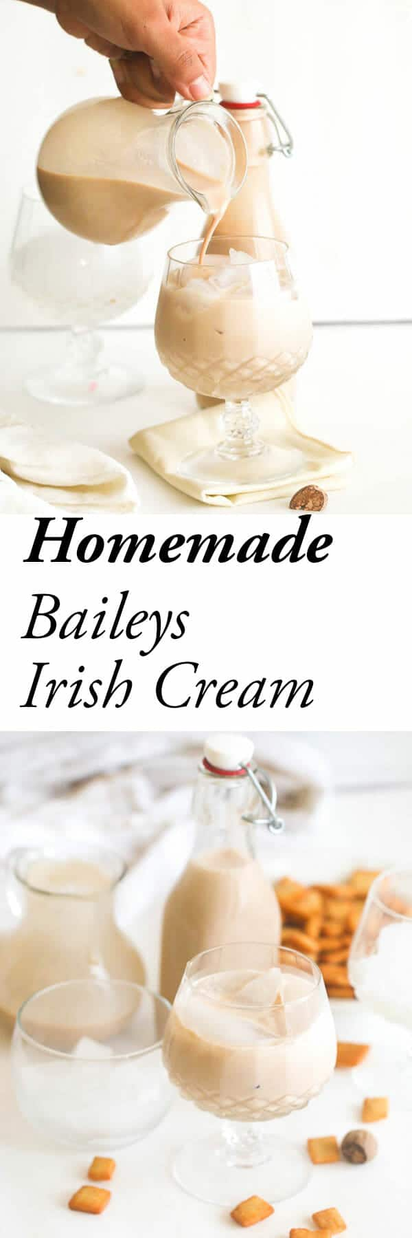 Homemade baileys-irish-cream