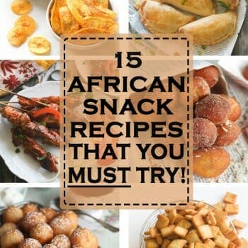 Popular African Snacks and Appetizers