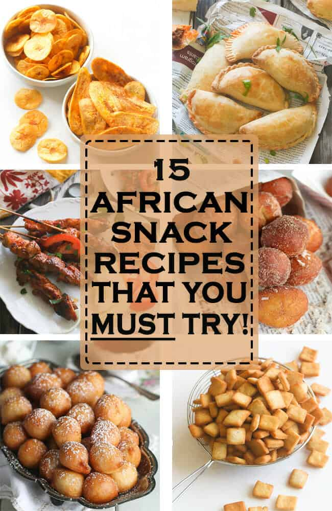 Popular african snacks and appetizers forumfinder Images