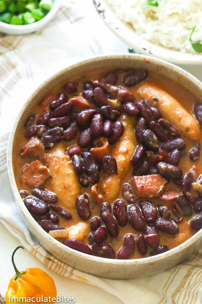 Jamaican Red Stewed Peas