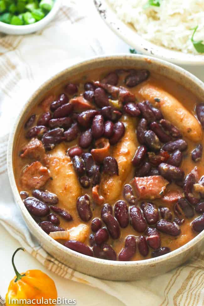 Jamaican Red Stewed Peas