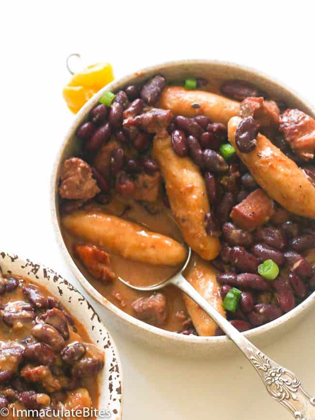 jamaican stew peas  immaculate bites