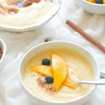 Jamaican Corn Meal Porridge