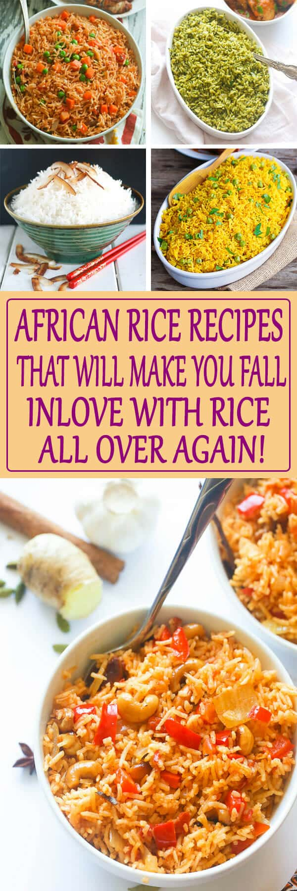 African rice recipes forumfinder Image collections
