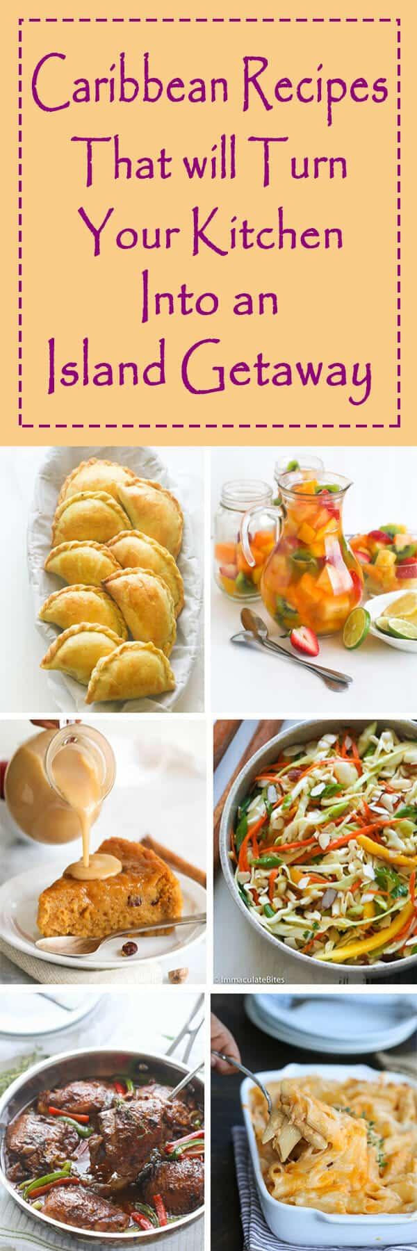 Easy Caribbean Recipes