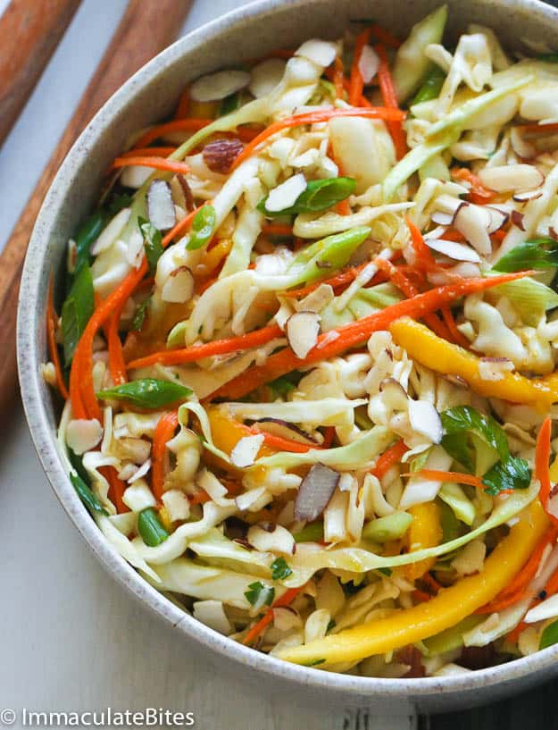 Easy caribbean recipes caribbean colle slaw forumfinder Images