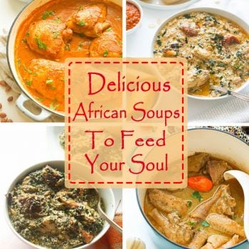 5 African Soups