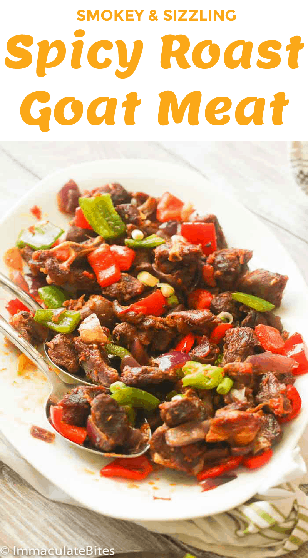 Asun Spicy Roast Goat