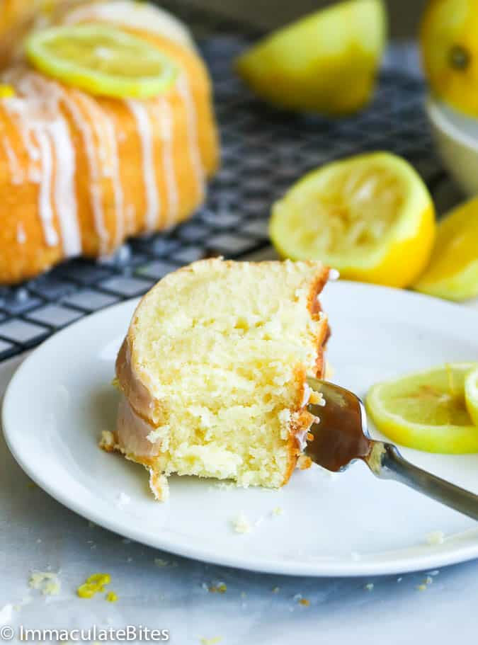 That Damn Lemon Cake