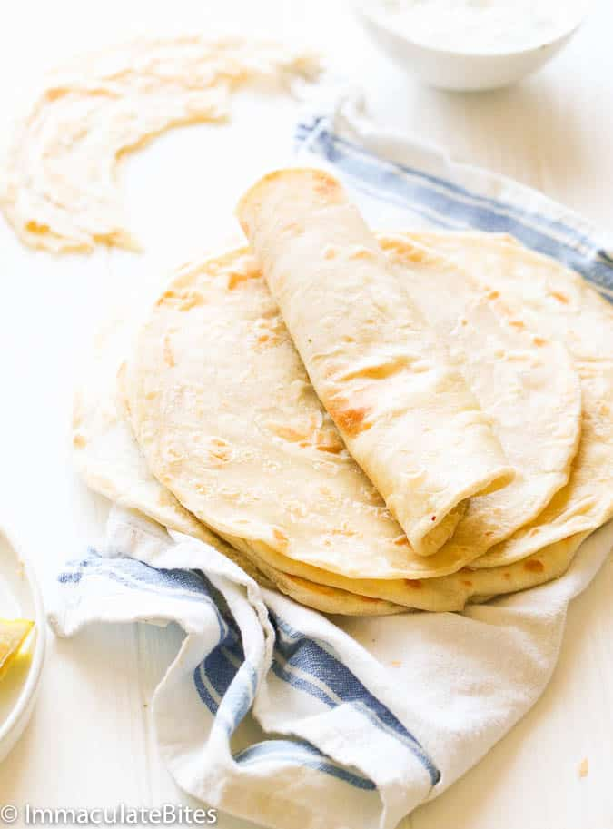 East African Chapati