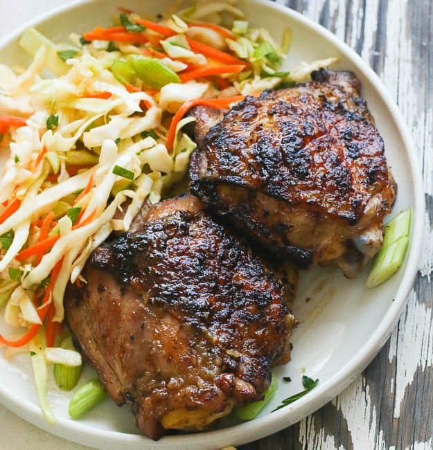 grill jerk chicken