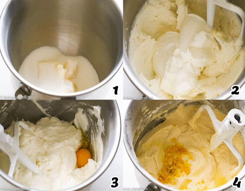 How to Make Lemon Sour Cream Pound Cake