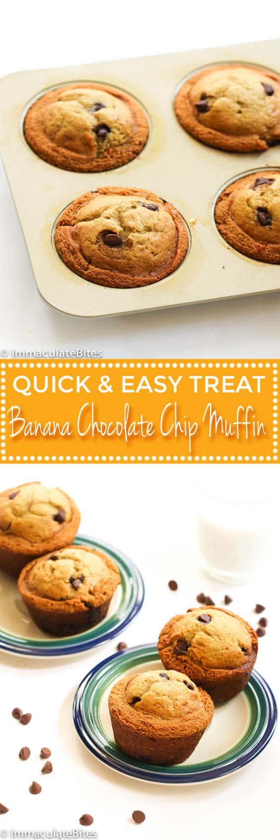 banana chocolate chip muffins.2