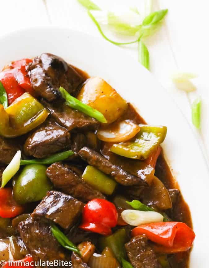 Flank Steak And Broccoli Recipes