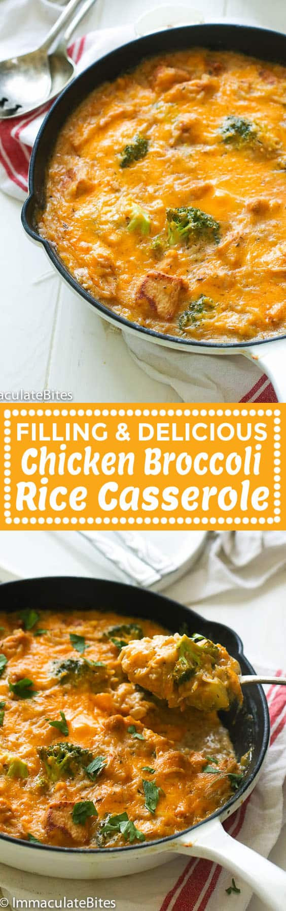 chicken broccoli rice casserole