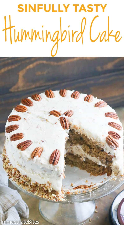 Recipe For Duncan Hines Hummingbird Cake