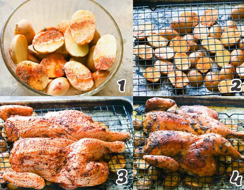 How to Make Blackened Spatchcock Chicken
