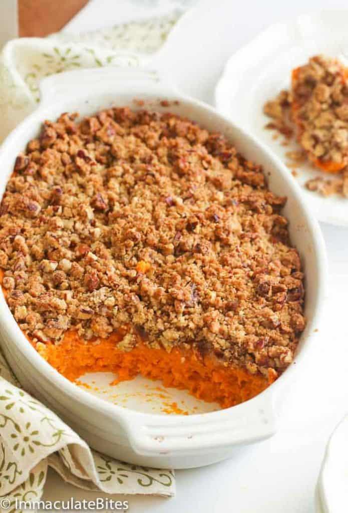 Sweet Potato Dessert Recipes Easy