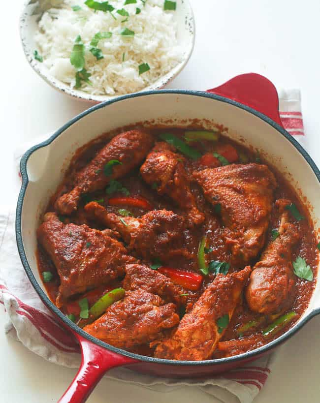 Popular african food to celebrate christmas immaculate bites heavily seasoned with aromatics right down to the bone so good you want to save the bones to nibble on recipe here forumfinder Image collections