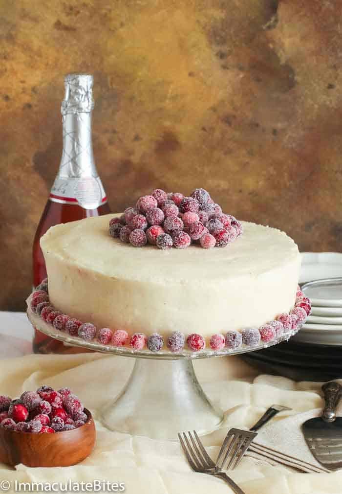 red velvet cake from scratch
