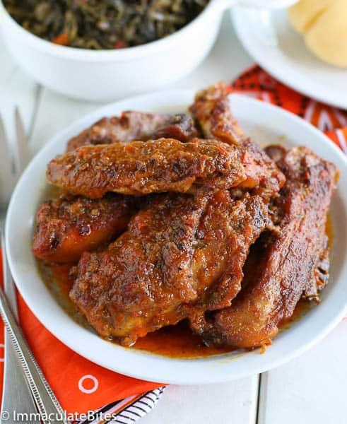African Grill Chicken