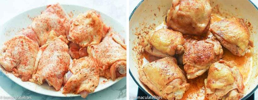 Chicken Fricassee.1
