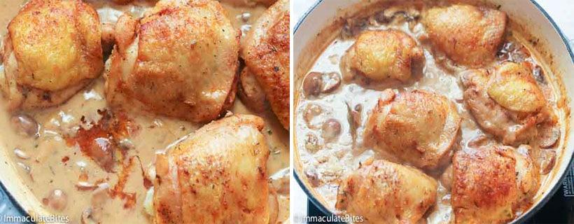 Chicken Fricassee.5