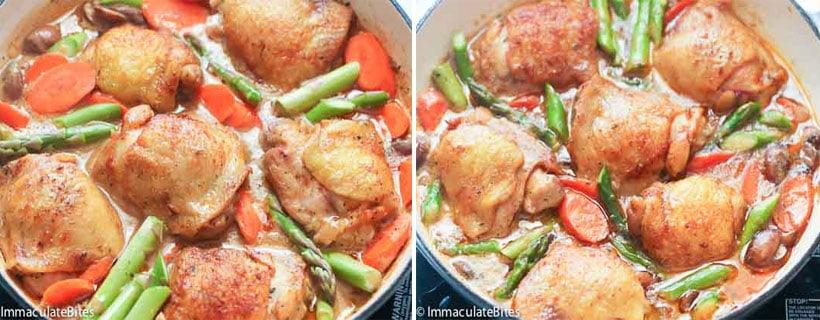 Chicken Fricassee.6