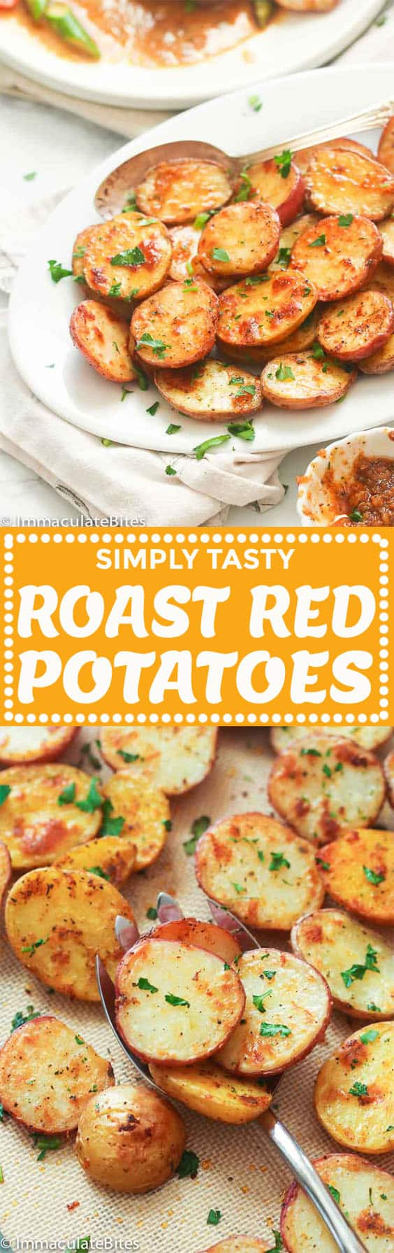 Roast Red Potatoes