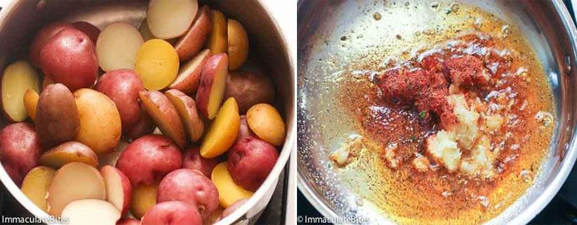 Roast Red Potatoes.3