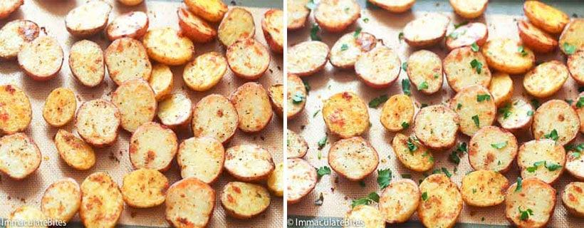 Roast Red Potatoes.7