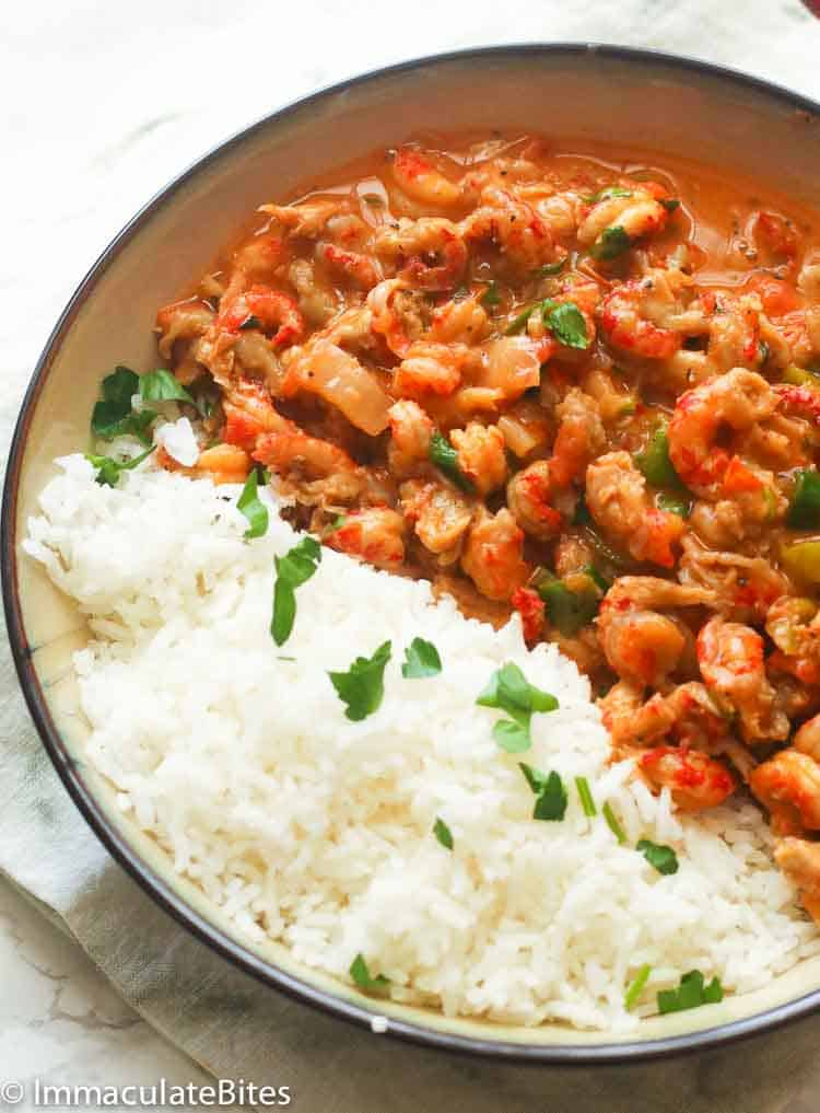Where To Get Crawfish Etouffee In New Orleans Kids Matttroy