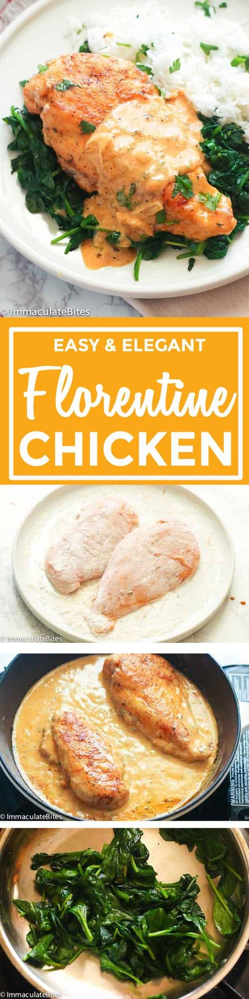Florentine Chicken