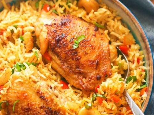 Chicken Biryani Recipe Immaculate Bites