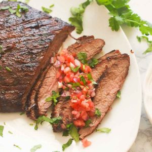 Marinated Grilled Flank Steak