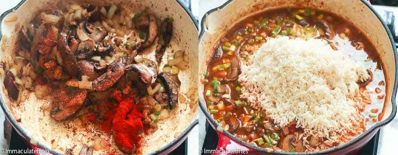 Mushroom Rice.3