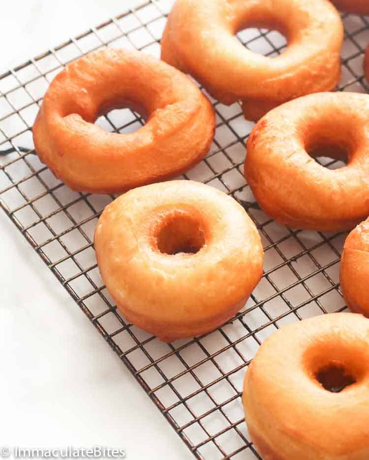 Krispy Kreme Doughnut Recipe Copy Cat Immaculate Bites