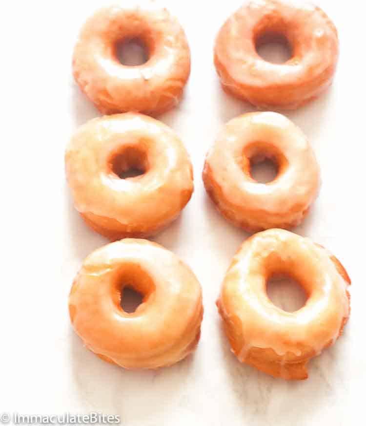 Krispy Kreme Doughnut Recipe Copycat Immaculate Bites