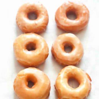 Krispy Kreme Doughnut Recipe (Copy Cat)