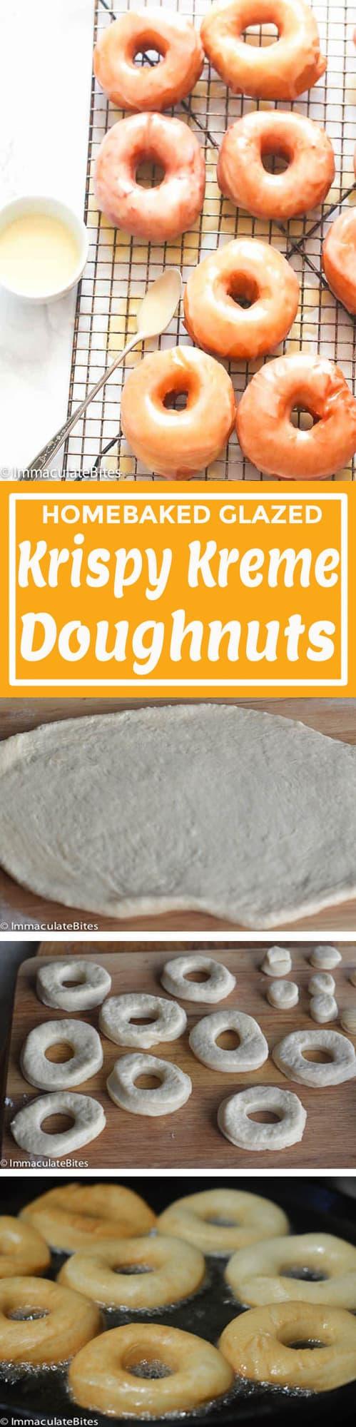 Krispy Kreme Doughnut Copycat